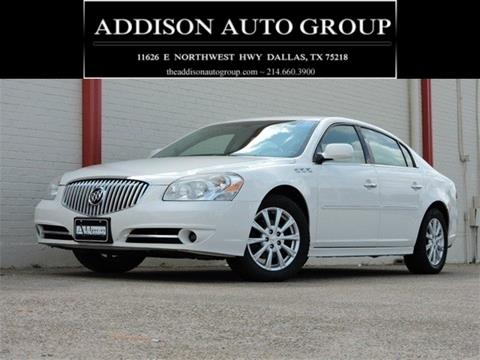 2011 Buick Lucerne for sale in Dallas, TX
