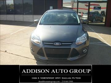 2012 Ford Focus for sale in Dallas, TX