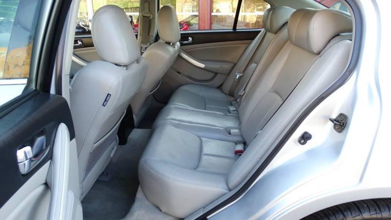 2006 Infiniti G35 for sale at 6 STARS AUTO SALES INC in Chicago IL