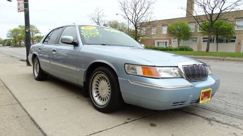 2002 Mercury Grand Marquis for sale in Chicago, IL