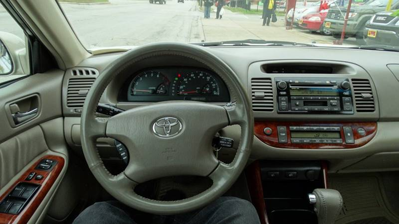 2002 Toyota Camry for sale at 6 STARS AUTO SALES INC in Chicago IL