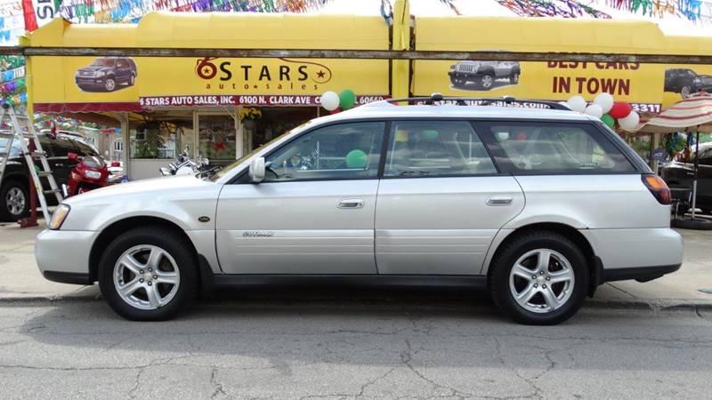 2004 Subaru Outback for sale at 6 STARS AUTO SALES INC in Chicago IL