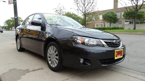 2008 Subaru Impreza for sale at 6 STARS AUTO SALES INC in Chicago IL