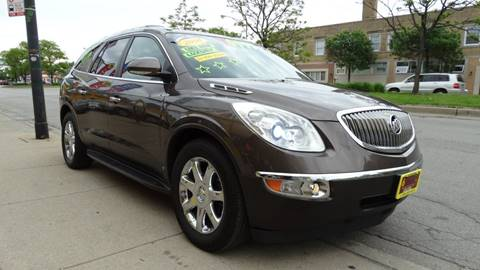 2008 Buick Enclave for sale at 6 STARS AUTO SALES INC in Chicago IL