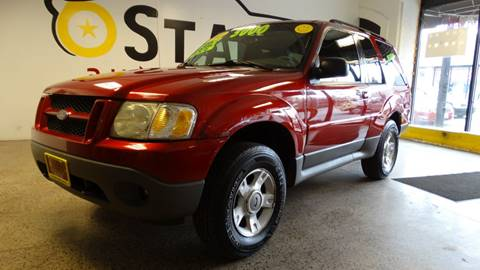 2003 Ford Explorer Sport for sale at 6 STARS AUTO SALES INC in Chicago IL