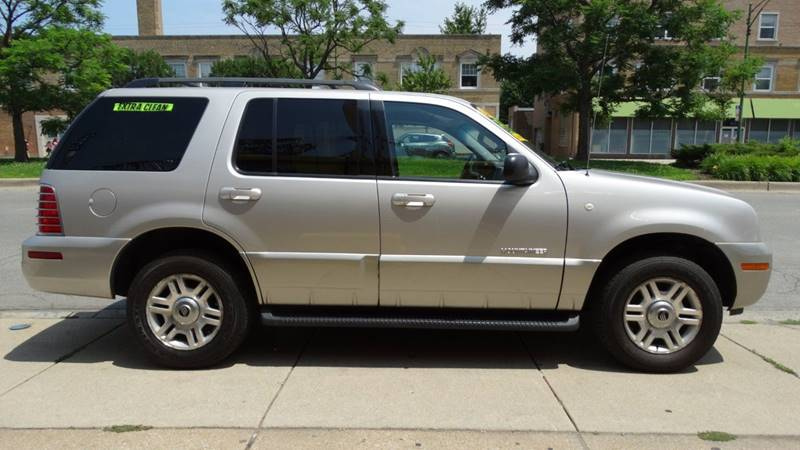2002 Mercury Mountaineer for sale at 6 STARS AUTO SALES INC in Chicago IL