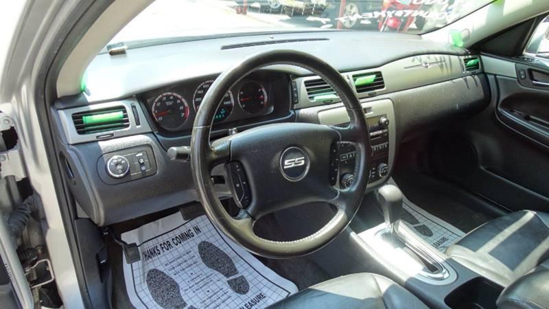 2008 Chevrolet Impala for sale at 6 STARS AUTO SALES INC in Chicago IL