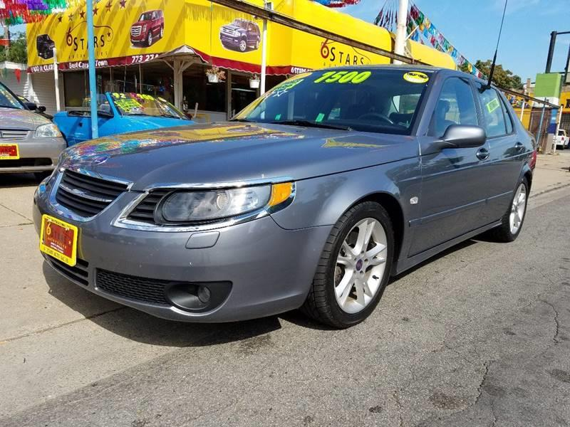 2007 Saab 9-5 for sale at 6 STARS AUTO SALES INC in Chicago IL