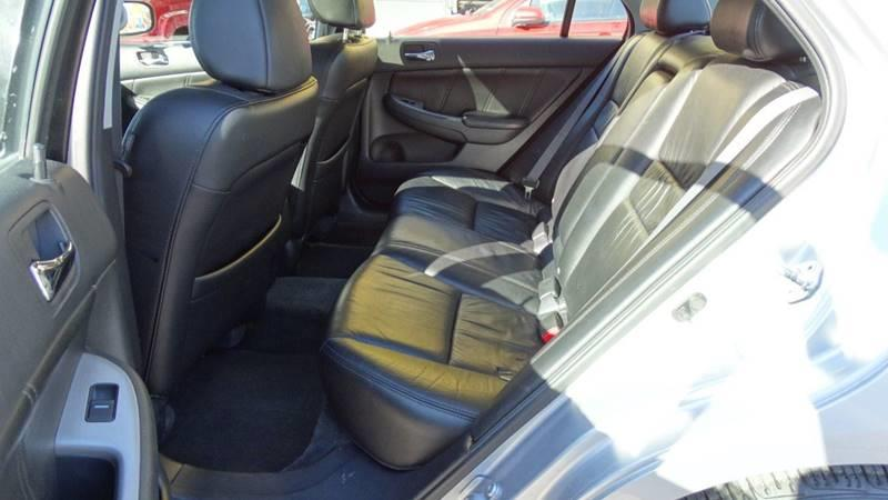 2003 Honda Accord for sale at 6 STARS AUTO SALES INC in Chicago IL