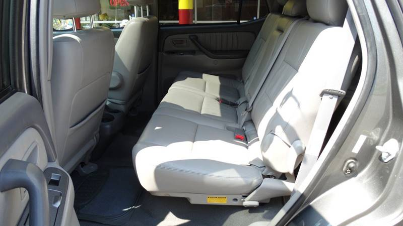 2003 Toyota Sequoia for sale at 6 STARS AUTO SALES INC in Chicago IL