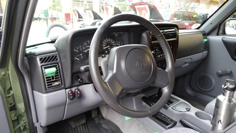 1997 Jeep Cherokee for sale at 6 STARS AUTO SALES INC in Chicago IL