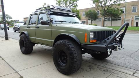 1997 Jeep Cherokee for sale in Chicago, IL
