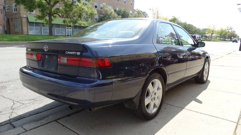 1998 Toyota Camry for sale at 6 STARS AUTO SALES INC in Chicago IL
