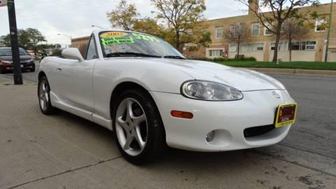 2002 Mazda MX-5 Miata for sale in Chicago, IL