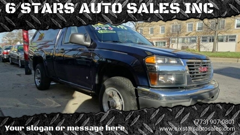2007 GMC Canyon for sale in Chicago, IL