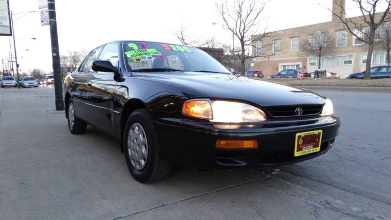 1996 Toyota Camry For Sale At 6 STARS AUTO SALES INC In Chicago IL