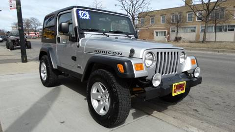 2006 Jeep Wrangler for sale in Chicago, IL
