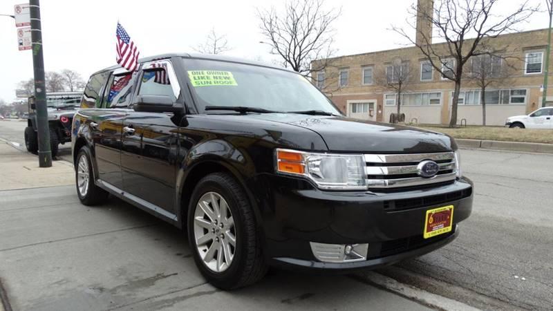 2010 ford flex sel in chicago il - 6 stars auto sales inc