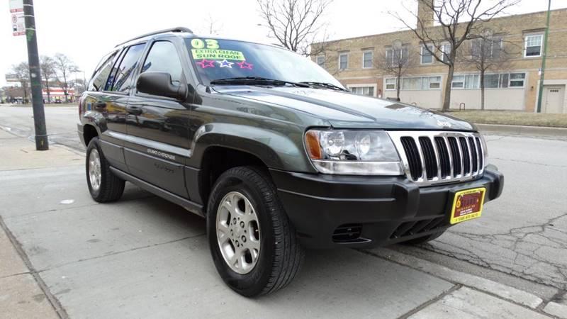 2003 Jeep Grand Cherokee For Sale At 6 STARS AUTO SALES INC In Chicago IL