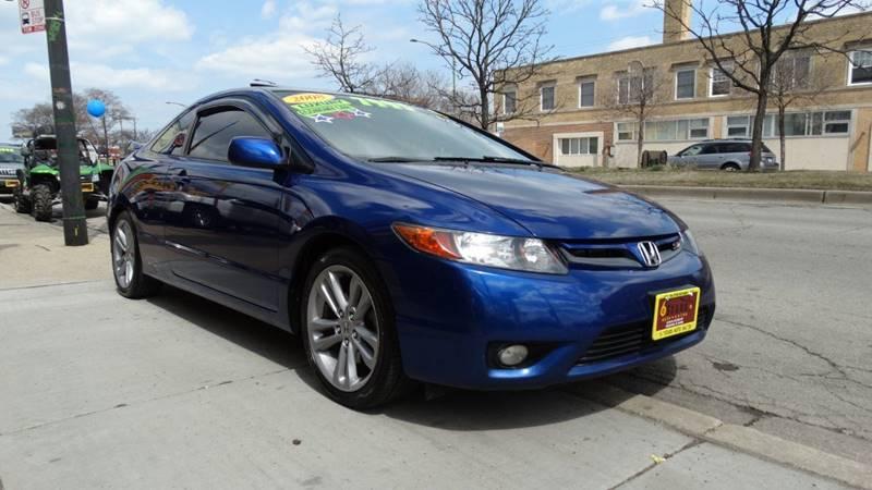 2008 Honda Civic For Sale At 6 STARS AUTO SALES INC In Chicago IL