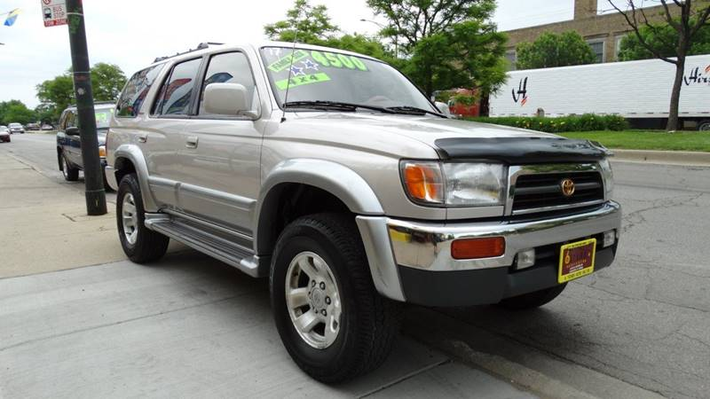 1997 Toyota 4Runner For Sale At 6 STARS AUTO SALES INC In Chicago IL