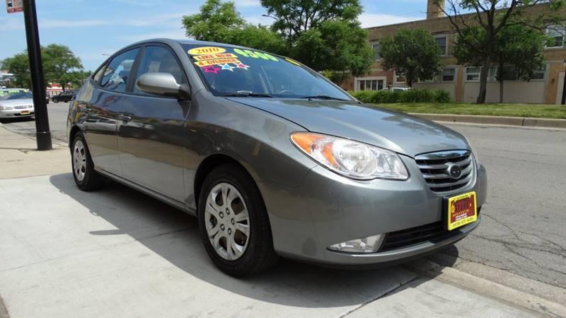 2010 Hyundai Elantra For Sale At 6 STARS AUTO SALES INC In Chicago IL