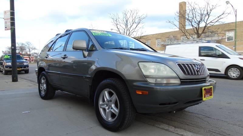 2003 Lexus RX 300 For Sale At 6 STARS AUTO SALES INC In Chicago IL