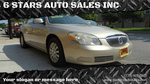 2007 Buick Lucerne for sale in Chicago, IL