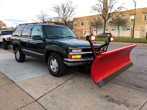 1997 chevy tahoe manual transmission