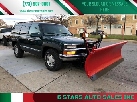 1997 Chevrolet Tahoe for sale in Chicago, IL