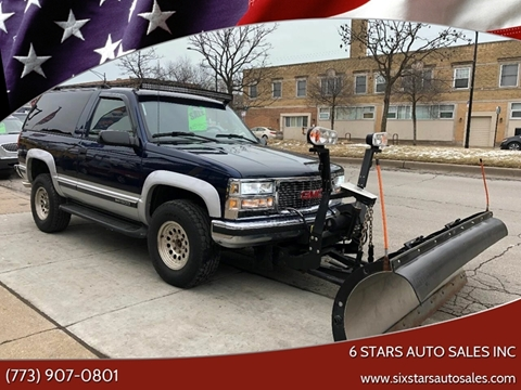 1996 GMC Yukon for sale in Chicago, IL