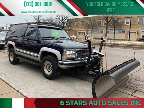 1996 GMC Yukon for sale in Chicago, IL