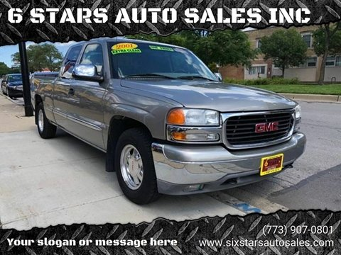 2001 GMC Sierra 1500 for sale in Chicago, IL