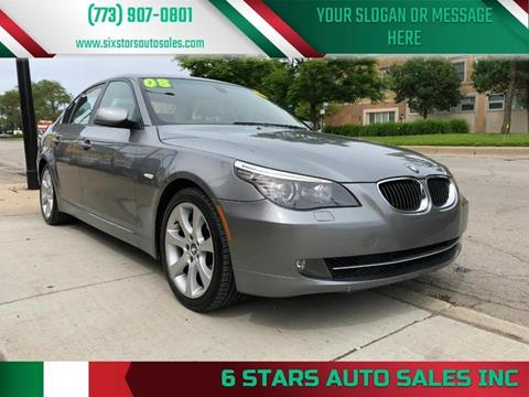 2008 BMW 5 Series for sale at 6 STARS AUTO SALES INC in Chicago IL