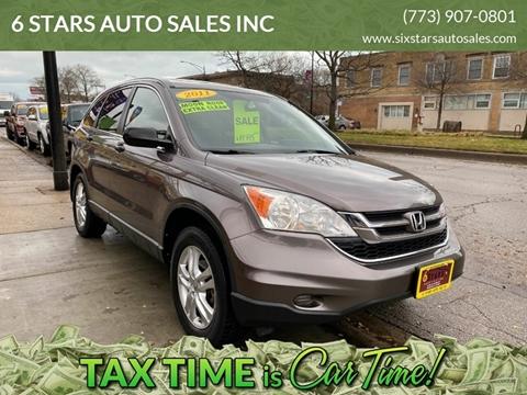 2011 Honda CR-V for sale at 6 STARS AUTO SALES INC in Chicago IL