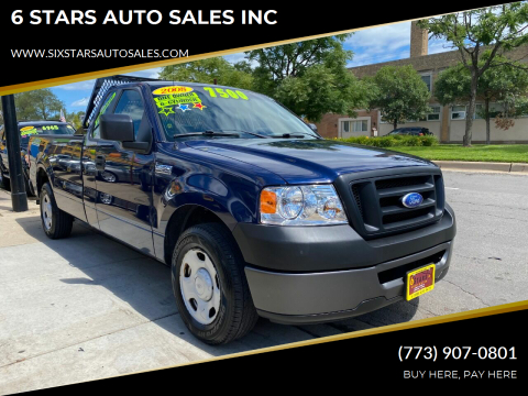 2008 Ford F-150 for sale at 6 STARS AUTO SALES INC in Chicago IL