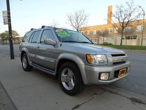 2003 Infiniti QX4 for sale in Chicago, IL