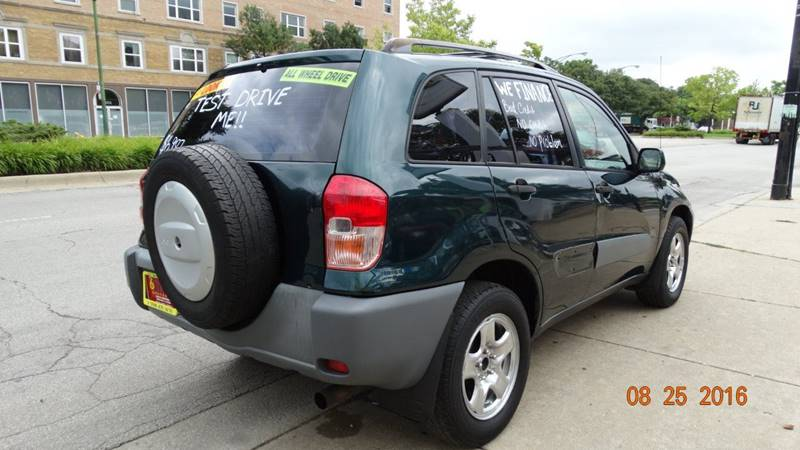 2001 Toyota RAV4 for sale at 6 STARS AUTO SALES INC in Chicago IL