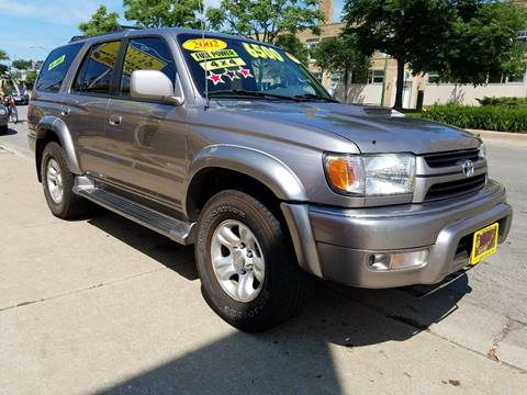 2002 Toyota 4Runner for sale in Chicago, IL