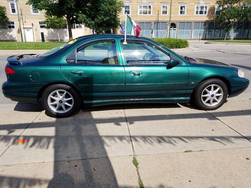 1999 Ford Contour for sale at 6 STARS AUTO SALES INC in Chicago IL