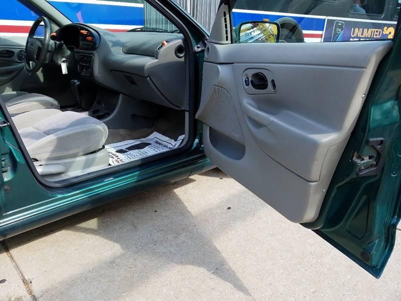 1999 Ford Contour for sale at 6 STARS AUTO SALES INC in Chicago IL