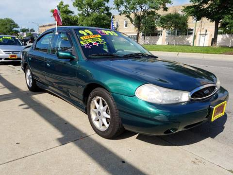 1999 Ford Contour For Sale In Chicago IL