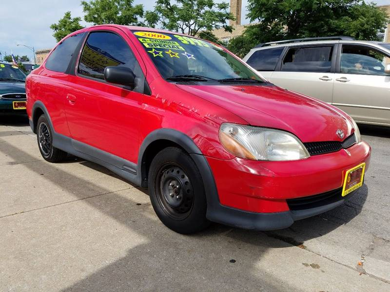2000 Toyota ECHO for sale at 6 STARS AUTO SALES INC in Chicago IL