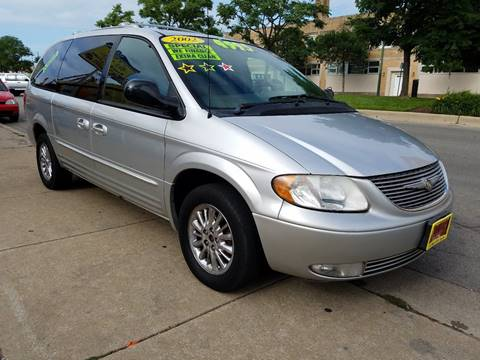 2002 chrysler town and country for sale palatka fl. Black Bedroom Furniture Sets. Home Design Ideas
