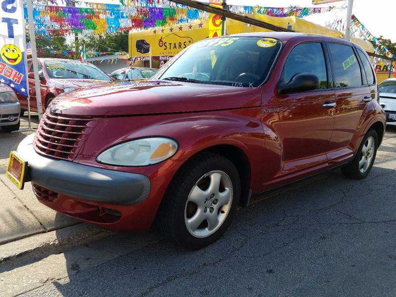 2002 Chrysler PT Cruiser for sale at 6 STARS AUTO SALES INC in Chicago IL