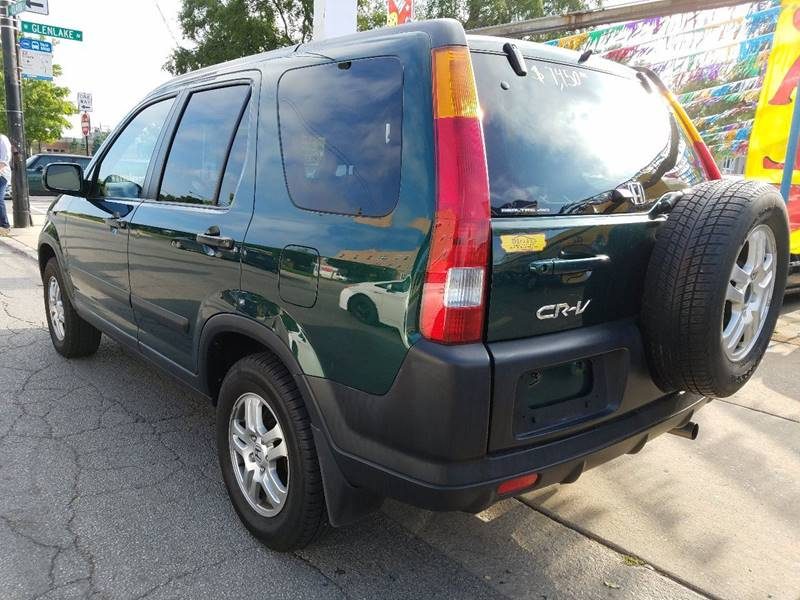 2004 Honda CR-V for sale at 6 STARS AUTO SALES INC in Chicago IL