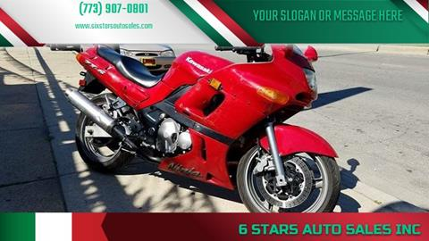 2002 Kawasaki Ninja Zx 6r For Sale In Chicago Il