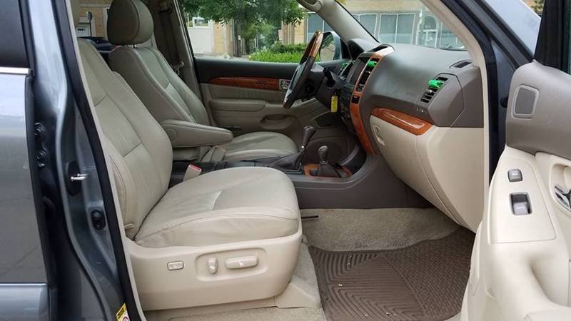 2005 Lexus GX 470 for sale at 6 STARS AUTO SALES INC in Chicago IL