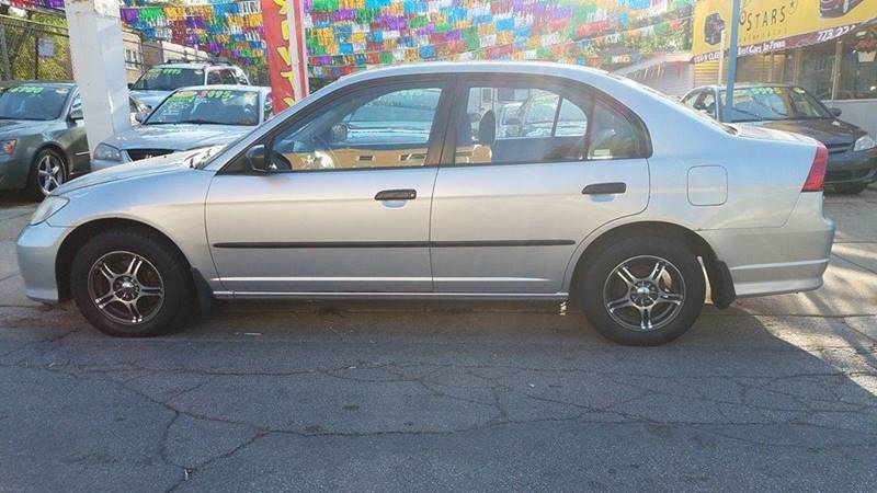 2004 Honda Civic for sale at 6 STARS AUTO SALES INC in Chicago IL