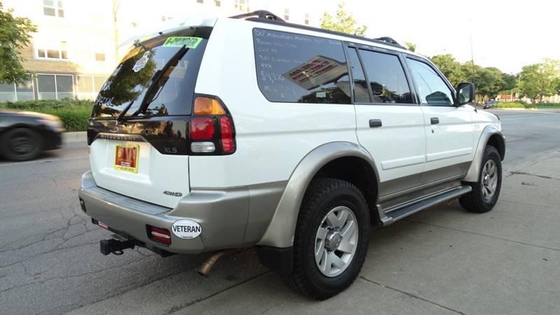 2000 Mitsubishi Montero Sport for sale at 6 STARS AUTO SALES INC in Chicago IL